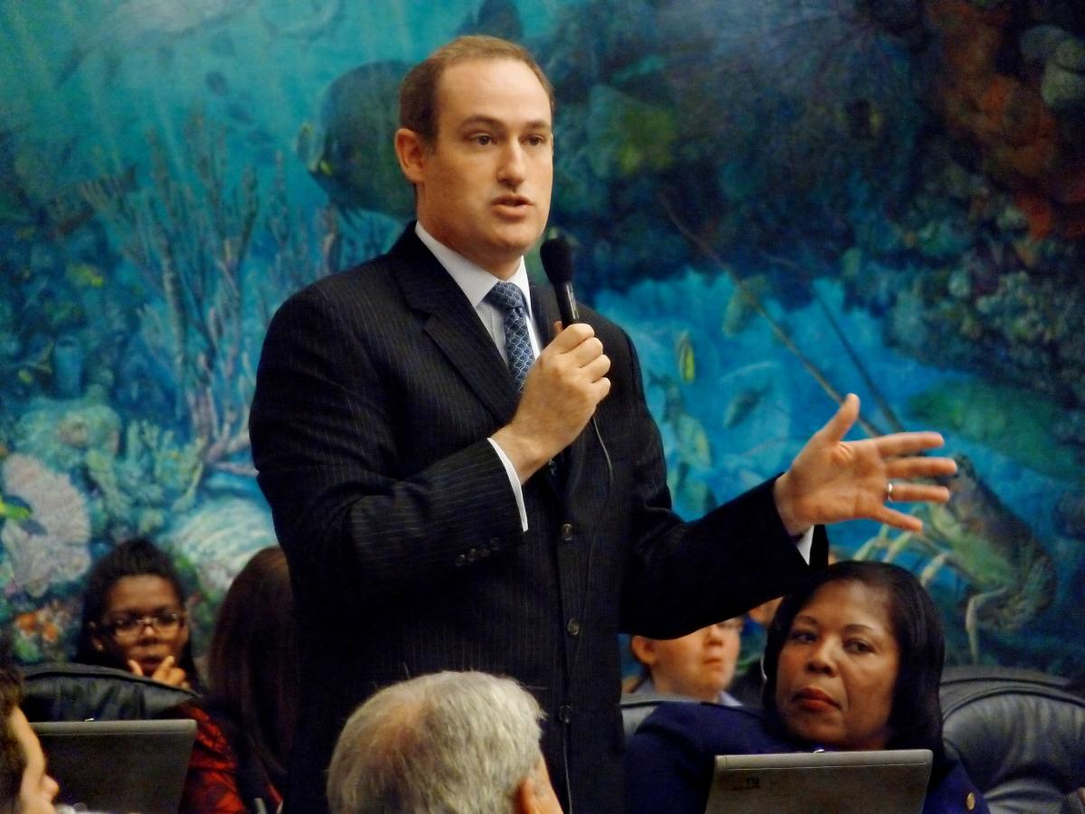 "Richard L. Steinberg admitted to ""sexting"" Miami attorney, Assistant U.S. Attorney Marlene Fernandez-Karavetsos."