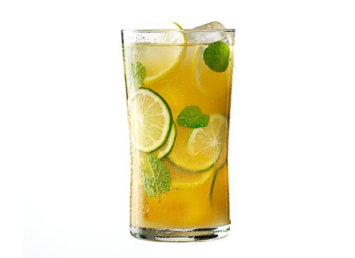 """The ladies of """"The Help"""" would appreciate this summer tea to cool down with on a hot Mississippi day. The recipe includes ora"""