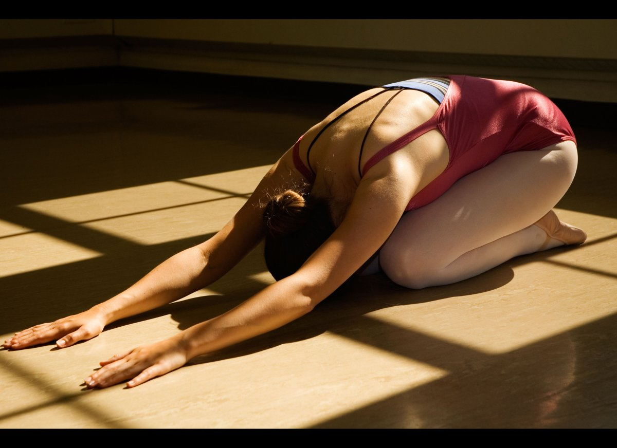 "Yoga offers a <a href=""http://www.huffingtonpost.com/deepak-chopra/yoga-heart-health_b_900621.html"" target=""_hplink"">myriad o"