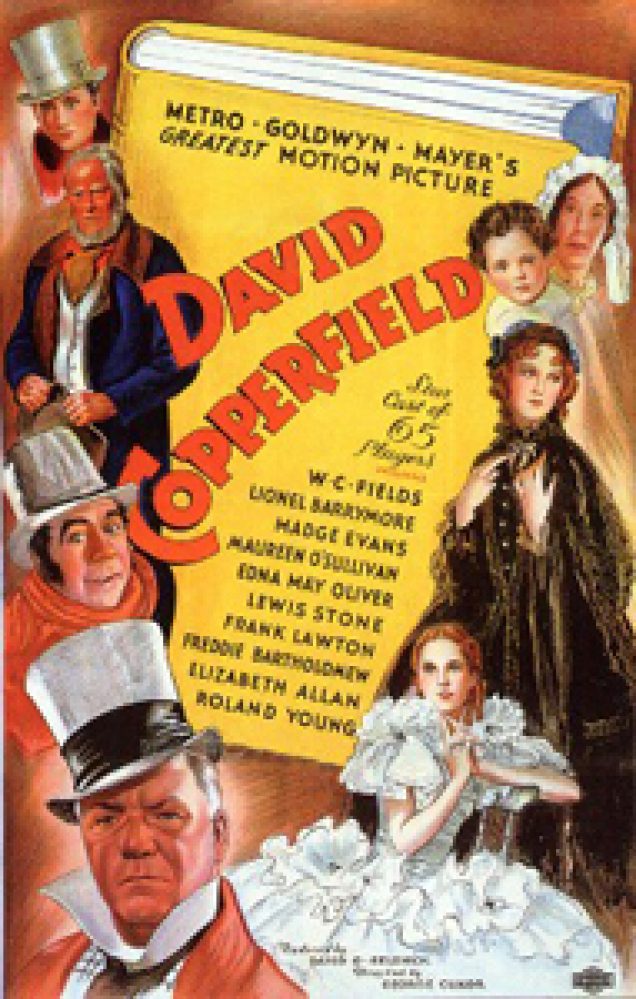 "John Huston once described MGM's 1935 version of Charles Dickens's <em>David Copperfield</em> as ""the only great film based o"