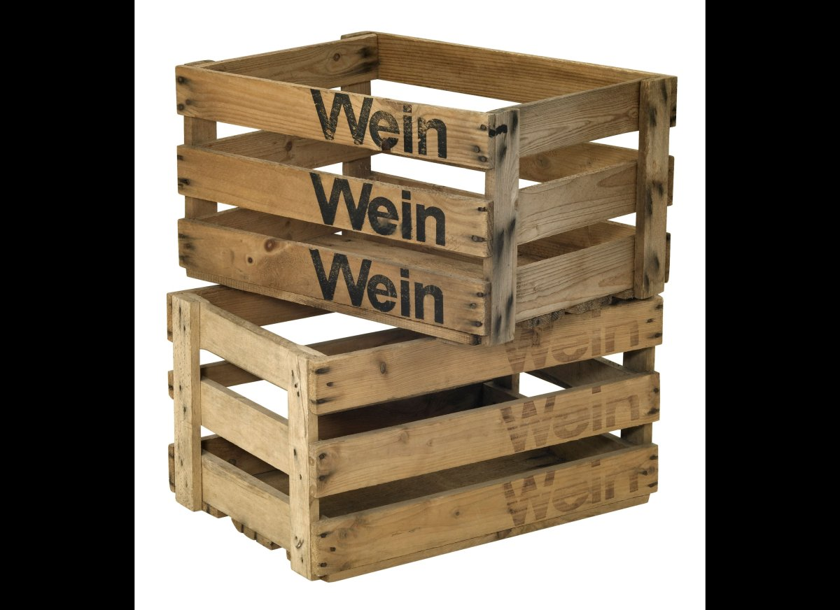 Design Wine Crates wine crate recycling tips for home projects huffpost crates