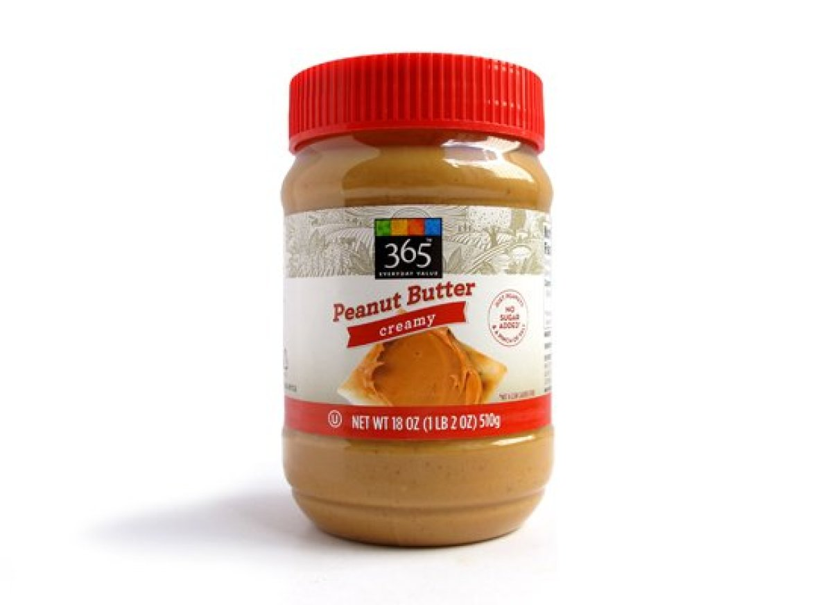 Whole Foods Natural Peanut Butter