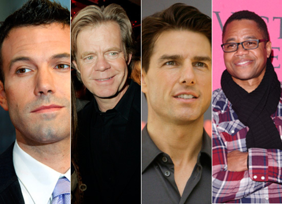 A) Ben Affleck