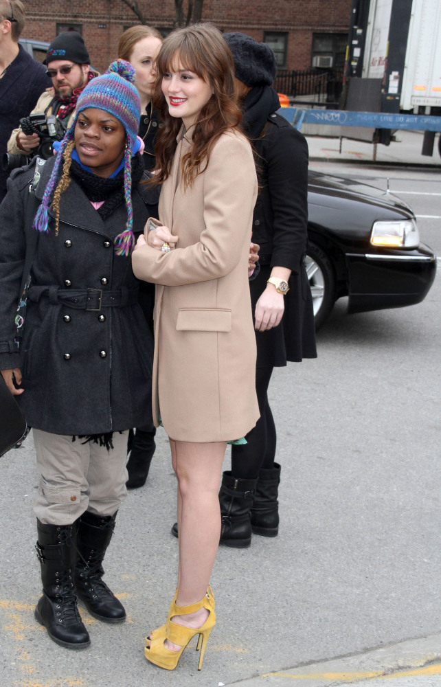 New York, 2/14/12. Fame Pictures