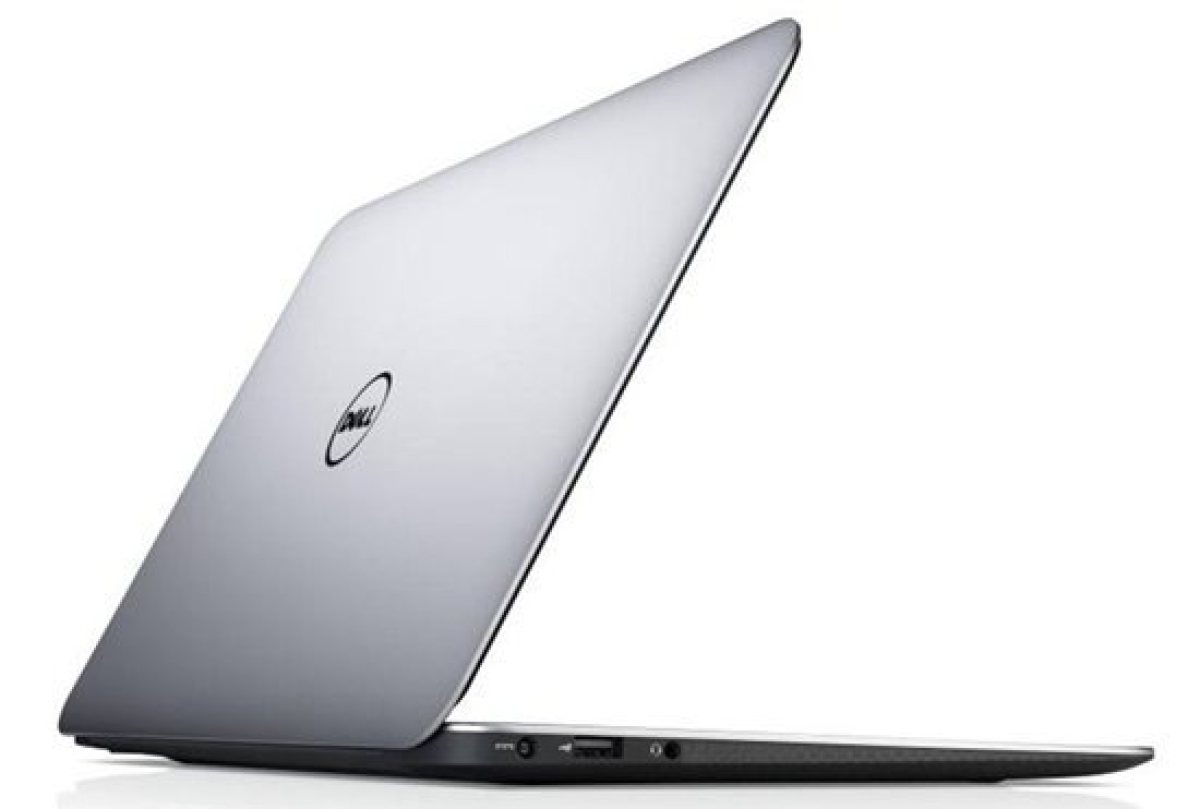 The Dell also joined the Ultrabook pack with the XPS 13, which weighs in at a hair under three pounds and measures less than