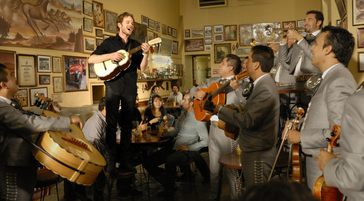 <strong>Mariachi Gringo </strong><em>Friday, March 2, 7 p.m. Gusman's Olympia Theater Tickets: $25</em>  Shawn Ashmore,