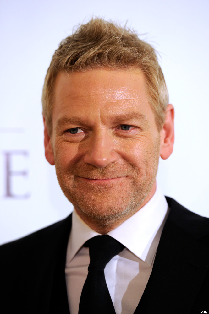 """Actor, <a href=""""http://www.biography.com/people/kenneth-branagh-9224181"""" target=""""_hplink"""">Kenneth Branagh</a>, of Belfast, No"""