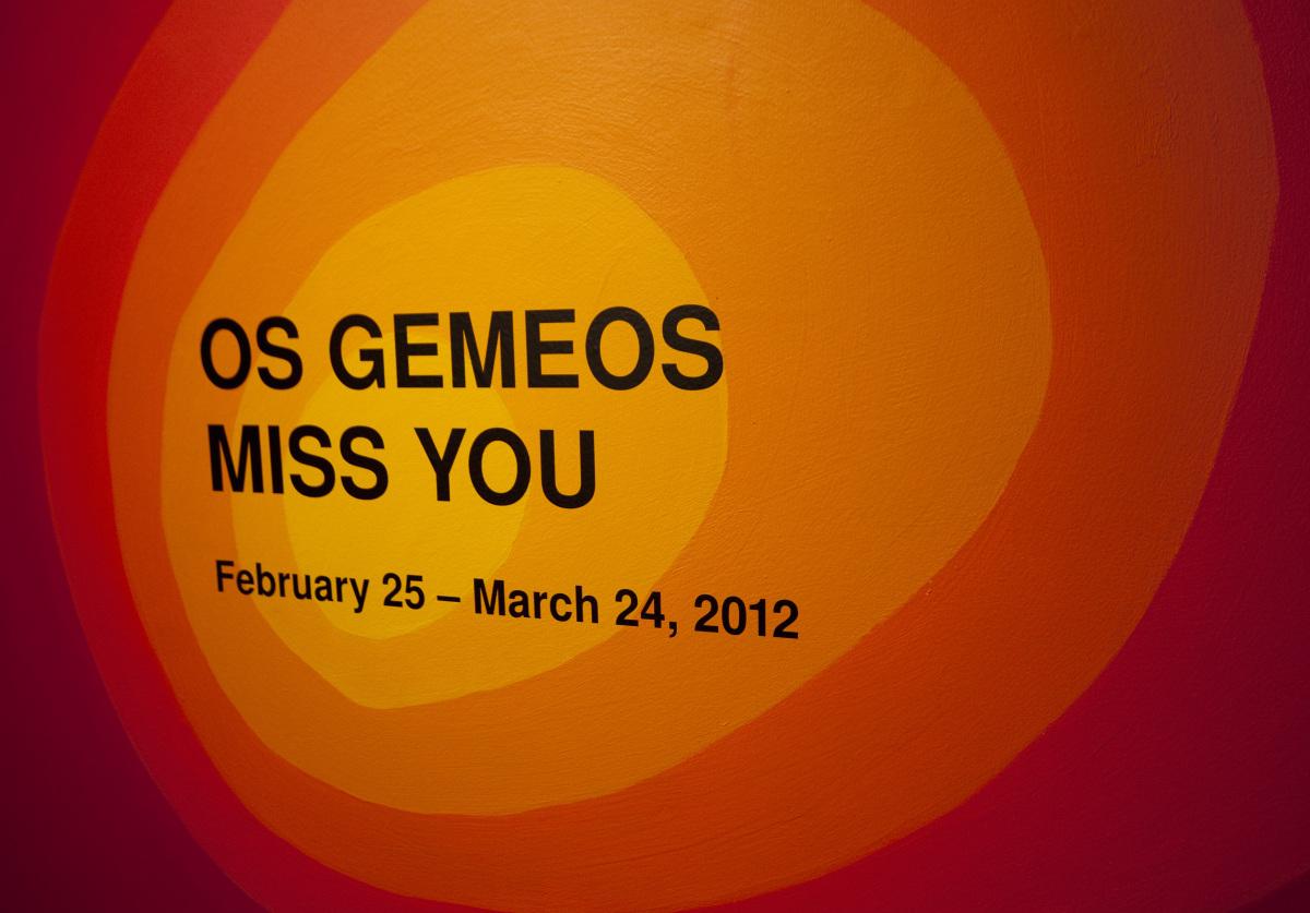 "Os Gemeos ""Miss You"" At Prism LA"