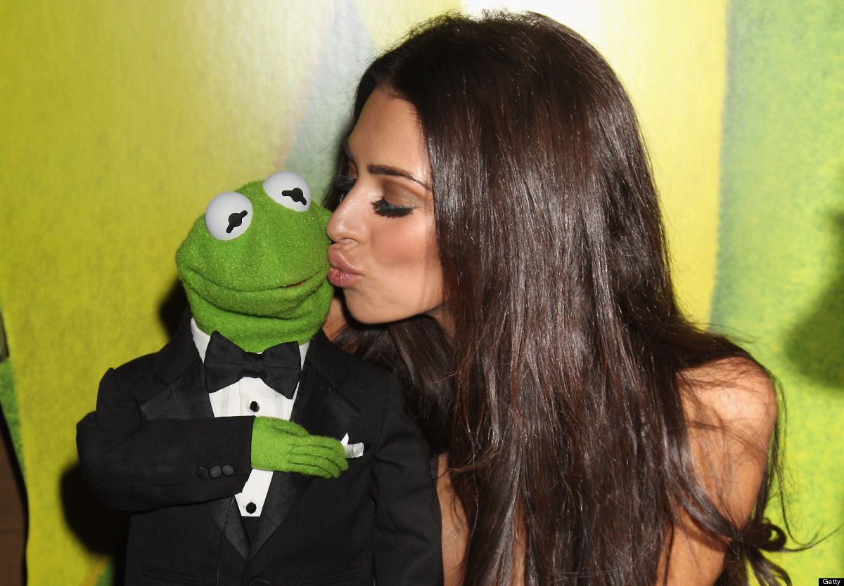 LONDON, ENGLAND - JANUARY 26:  Georgia Salpa attends the UK Premiere of The Muppets at The Mayfair Hotel on January 26, 2012