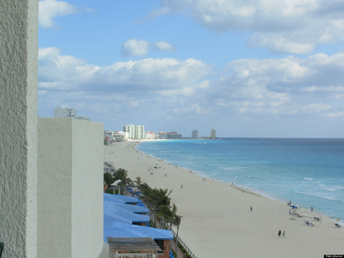 "A consistently popular destination for students on Spring Break, Cancun again tops the charts despite <a href=""http://www.huf"