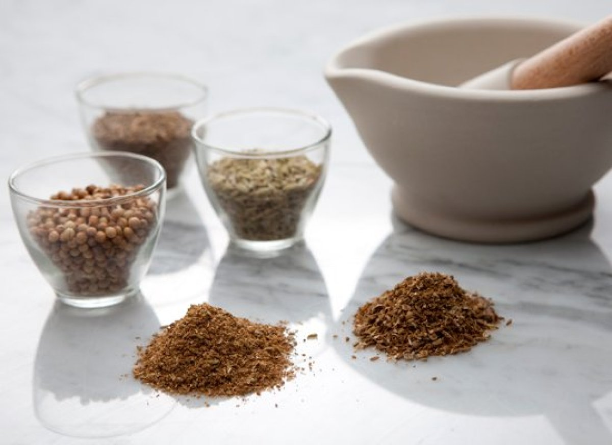 Spices don't go bad -- they don't spoil, but they do lose their potency the longer you keep them, especially if they're alrea