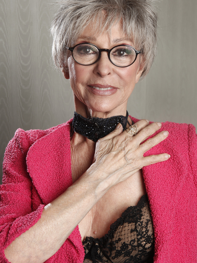 Rita Moreno was born Rosa Dolores Alverio on December 11, 1931, in Humacao, Puerto Rico.