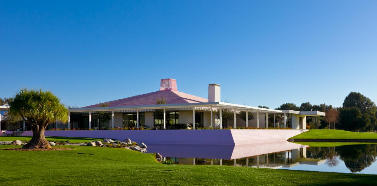 Sunnylands Center & Gardens.  Photo by Mark Davidson