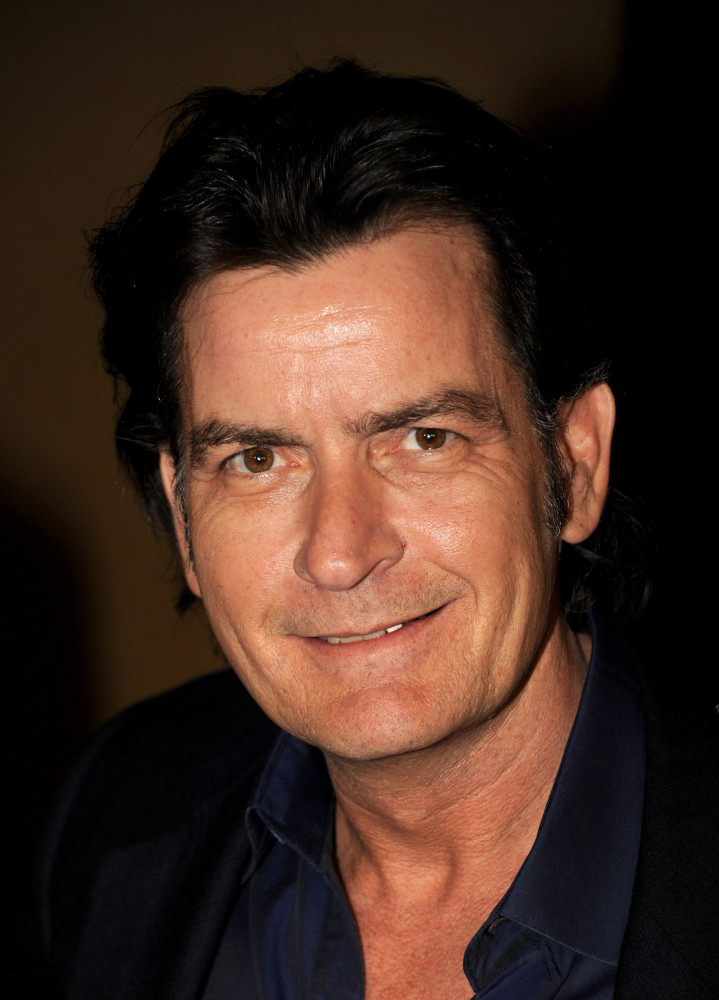 Charlie Sheen was born Carlos Irwin Estevez, and we can't help wondering -- would he have needed all that anger management th