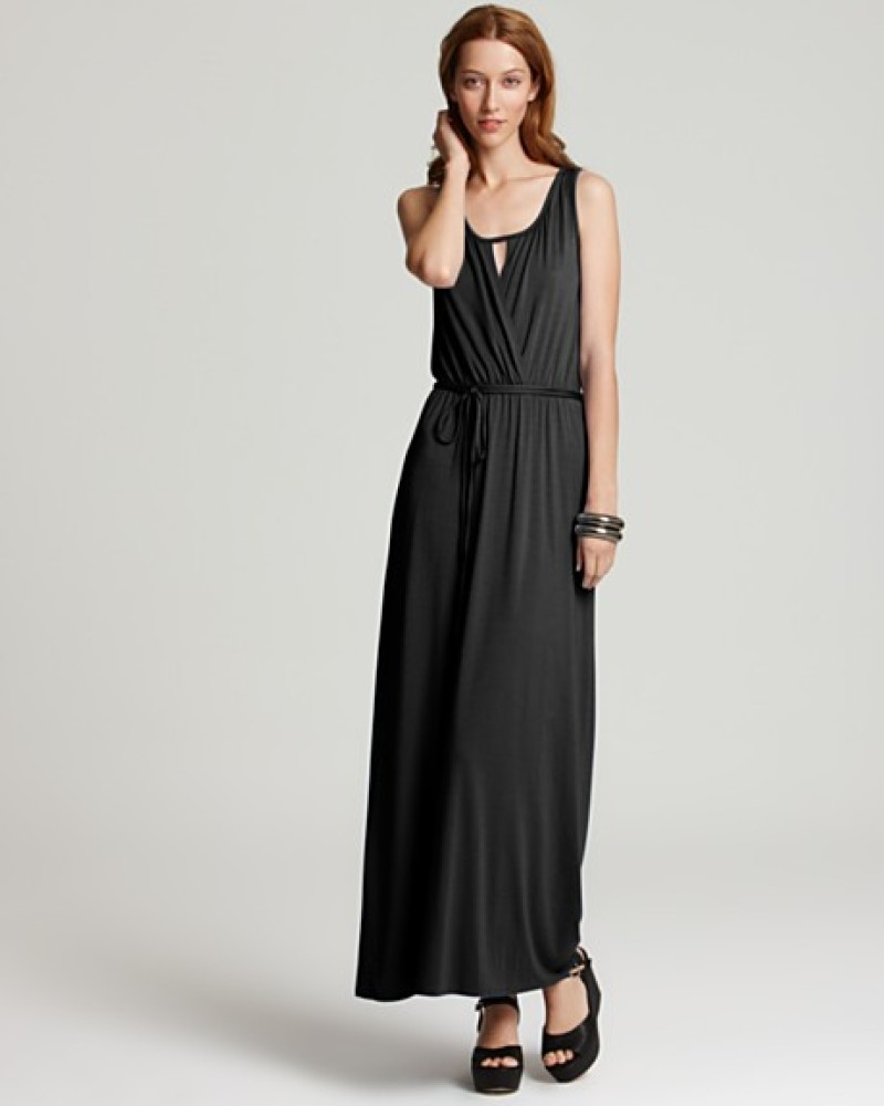 """<a href=""""http://www1.bloomingdales.com/shop/product/three-dots-cross-front-maxi-dress?ID=585492&CategoryID=21683&LinkType=#fn"""