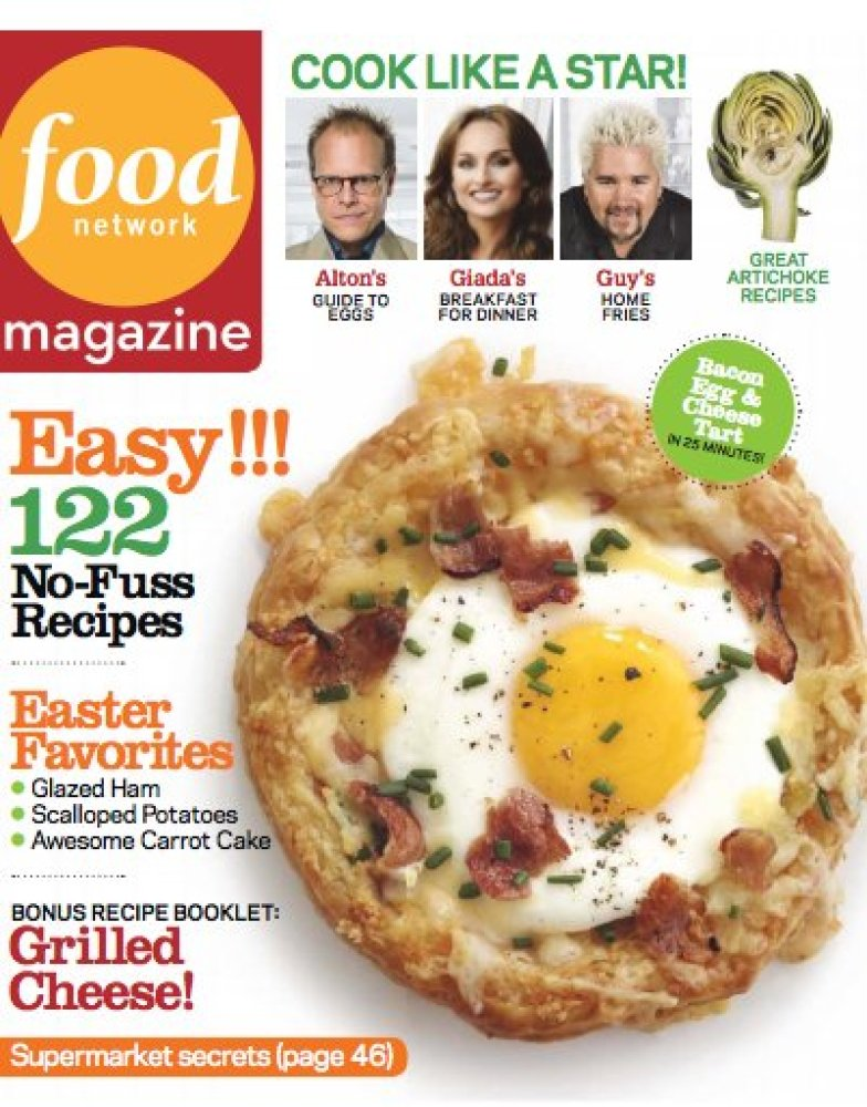 Ingredients go in and out of vogue and right now the egg is an all-star, which <em>Food Network Magazine</em> realized and <a