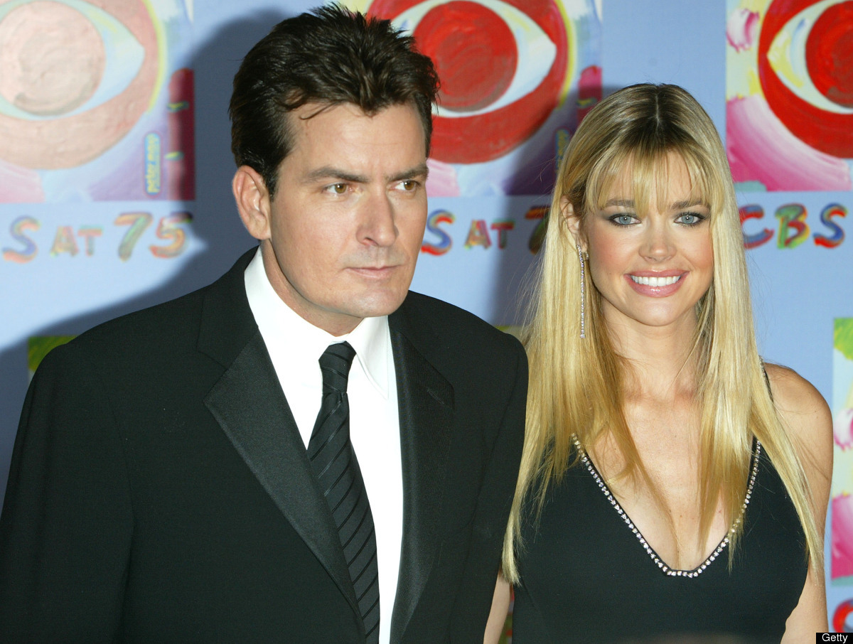 Of the many accusations slung in Denise Richards' and Charlie Sheen's divorce battle, this one might just be the weirdest: In
