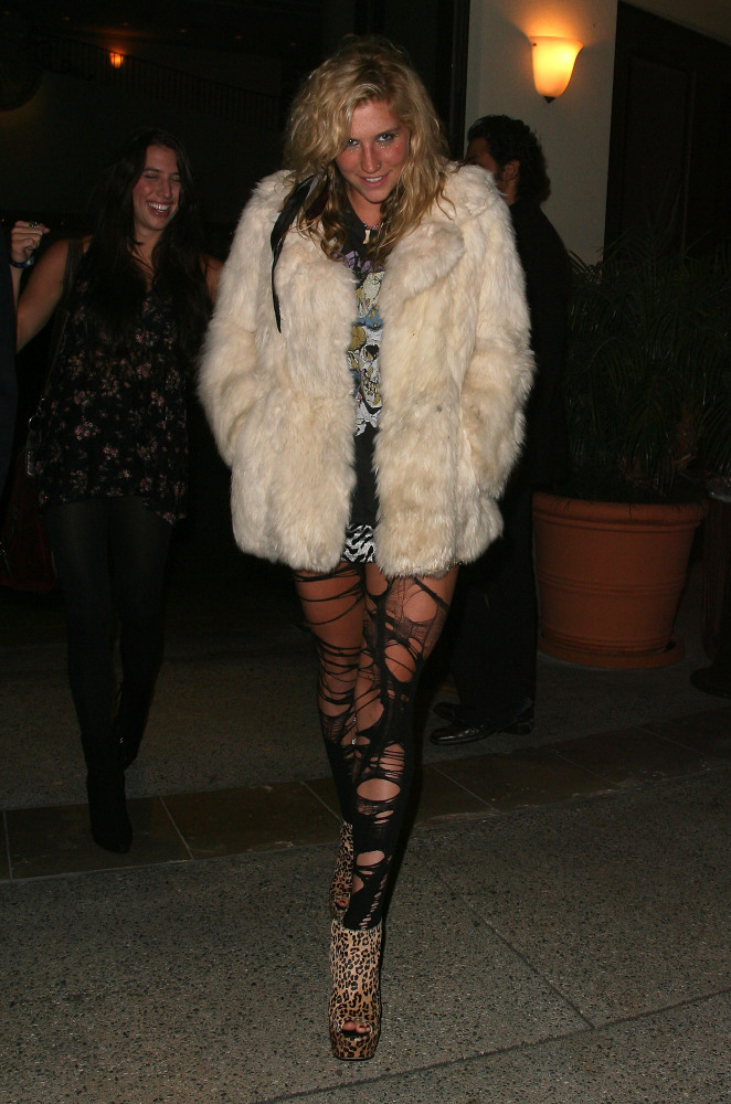 Ripped tights may be part of Ke$ha's look, but they don't need to take up valuable space in your wardrobe. Our favorite tight