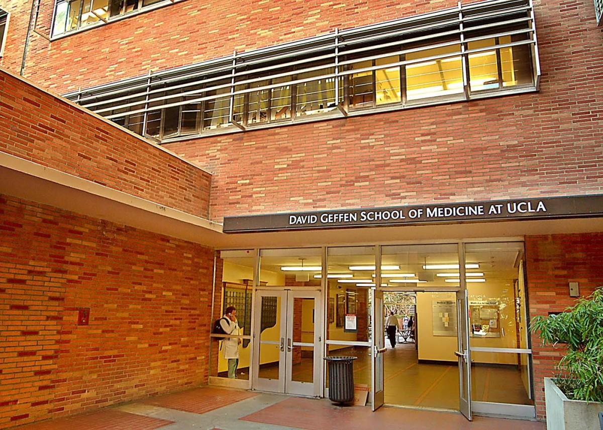 """The <a href=""""http://grad-schools.usnews.rankingsandreviews.com/best-graduate-schools/top-medical-schools/university-of-califo"""