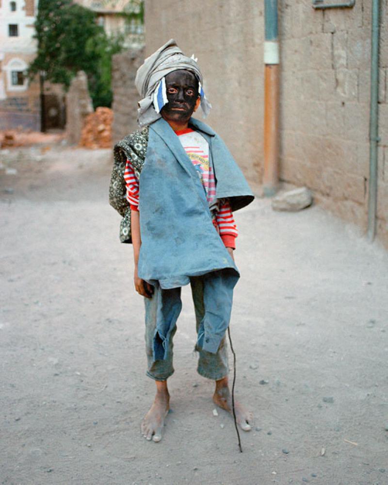 Robert Polidori Old Sanaa, Yemen, 1994 Courtesy the artist and Edwynn Houk Gallery, New York