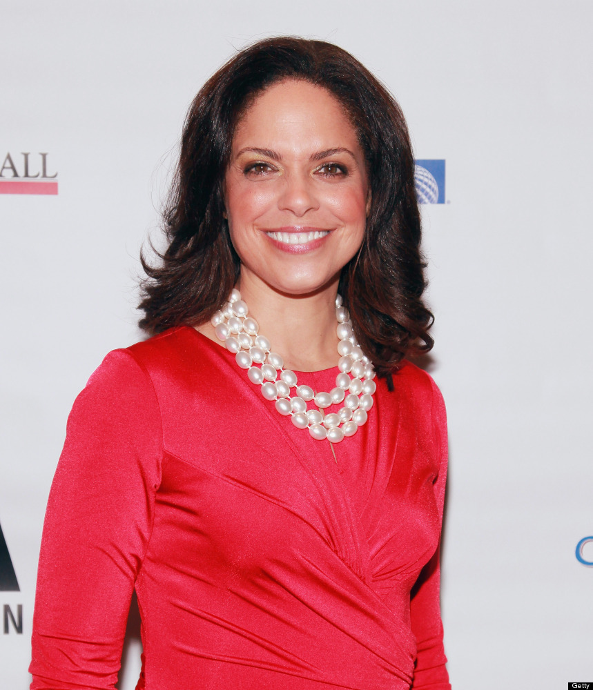 "Born to an Australian father and Afro-Cuban mother, news reporter Soledad O'Brien has anchored <a href=""http://www.cnn.com/CN"