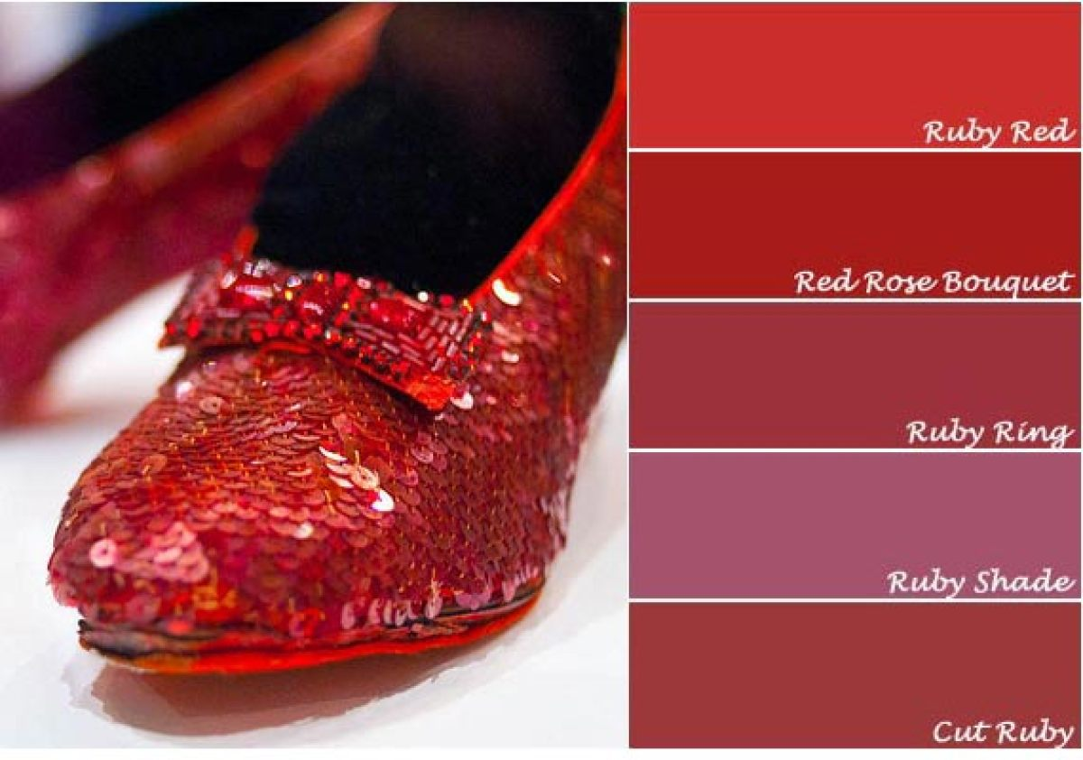 Uncategorized Red Color Pallette the color palette that can make your home seem brighter cleaner and sexier photos