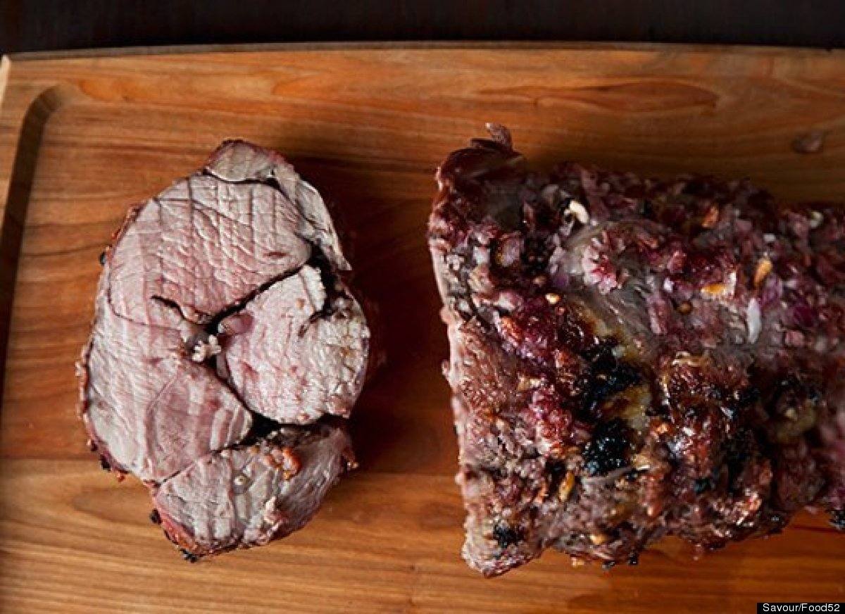 "<strong>Get the <a href=""http://food52.com/recipes/14721-pomegranate-roast-lamb"" target=""_hplink"">Pomegranate Roast Lamb reci"