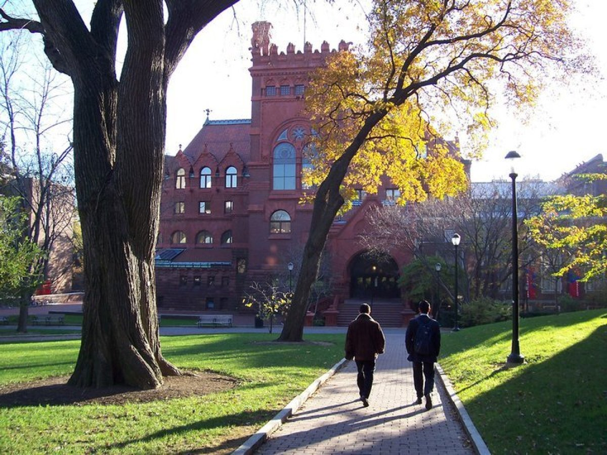 With high school graduation rates below 50 percent in West Philadelphia, the students at University of Philadelphia have reco