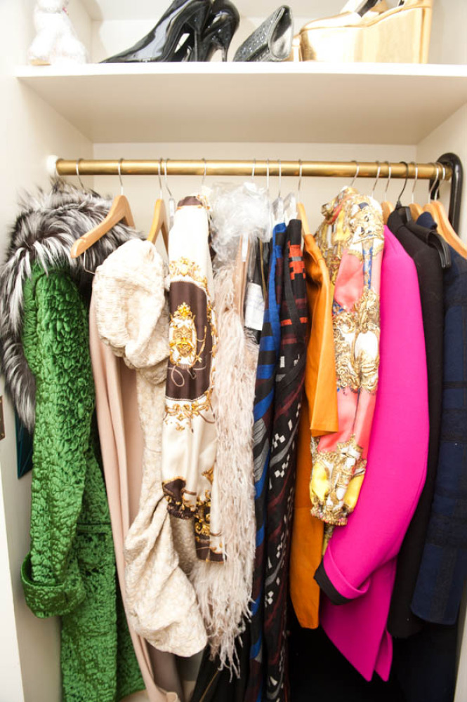 """<a href=""""http://www.thecoveteur.com/Anna_Dello_Russo"""" target=""""_hplink"""">Photos Courtesy Of The Coveteur.</a>"""