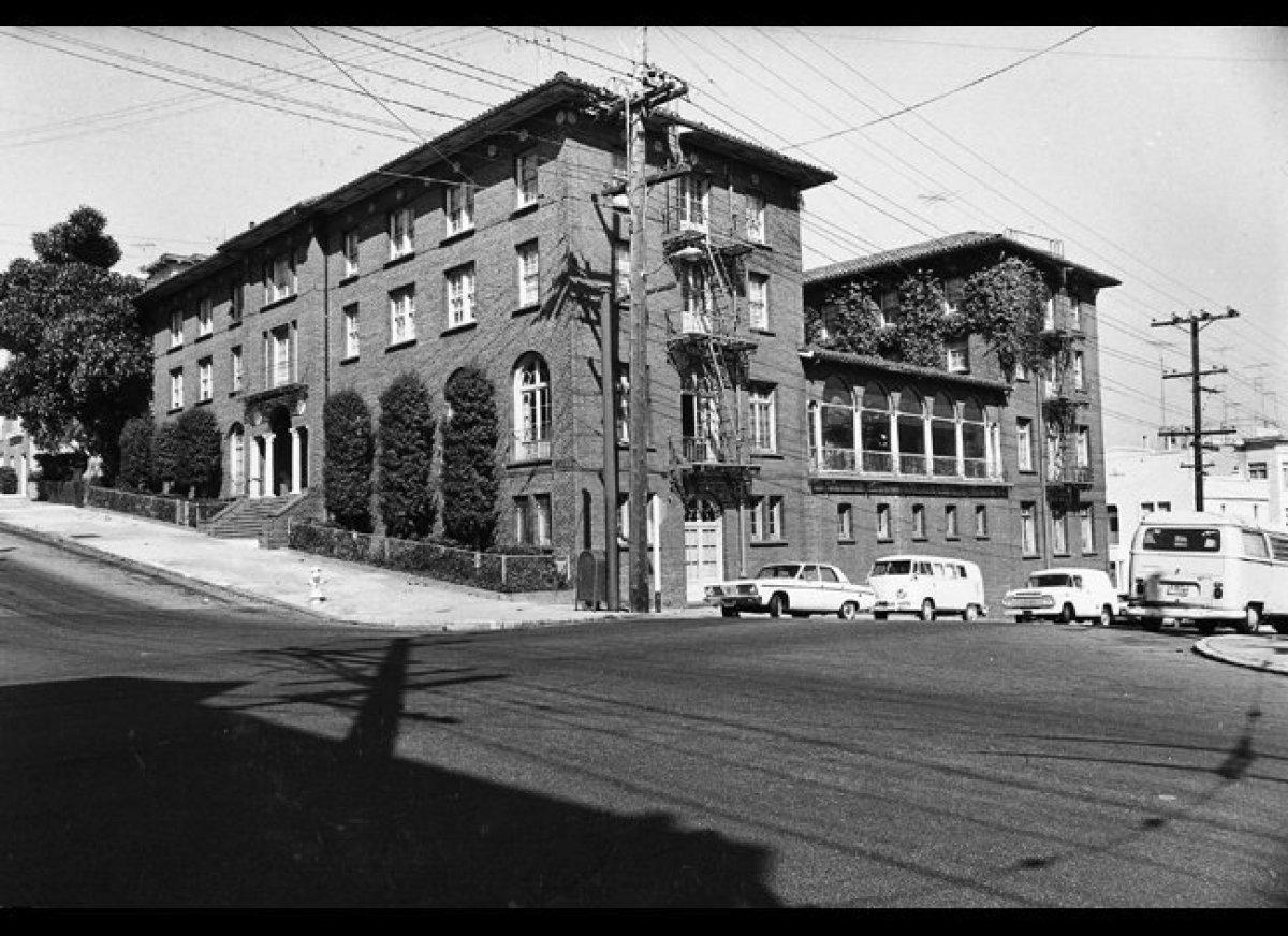 City Center, circa 1969