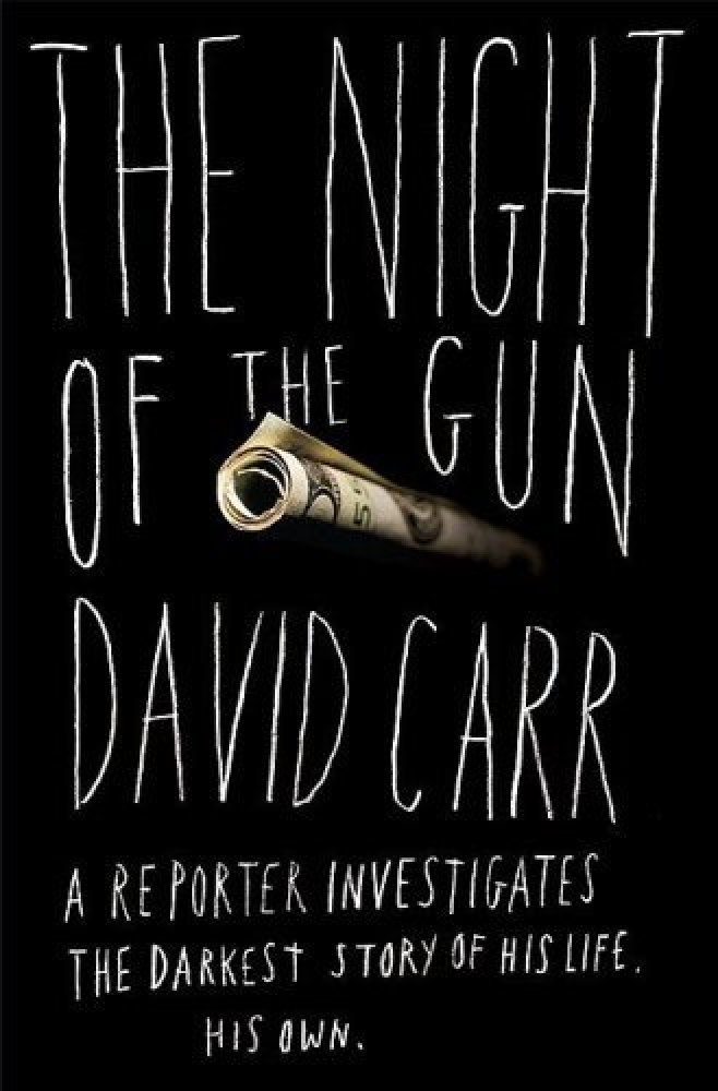 """New York Times reporter David Carr chronicled his descent into addiction in <a href=""""http://books.simonandschuster.com/Night-"""