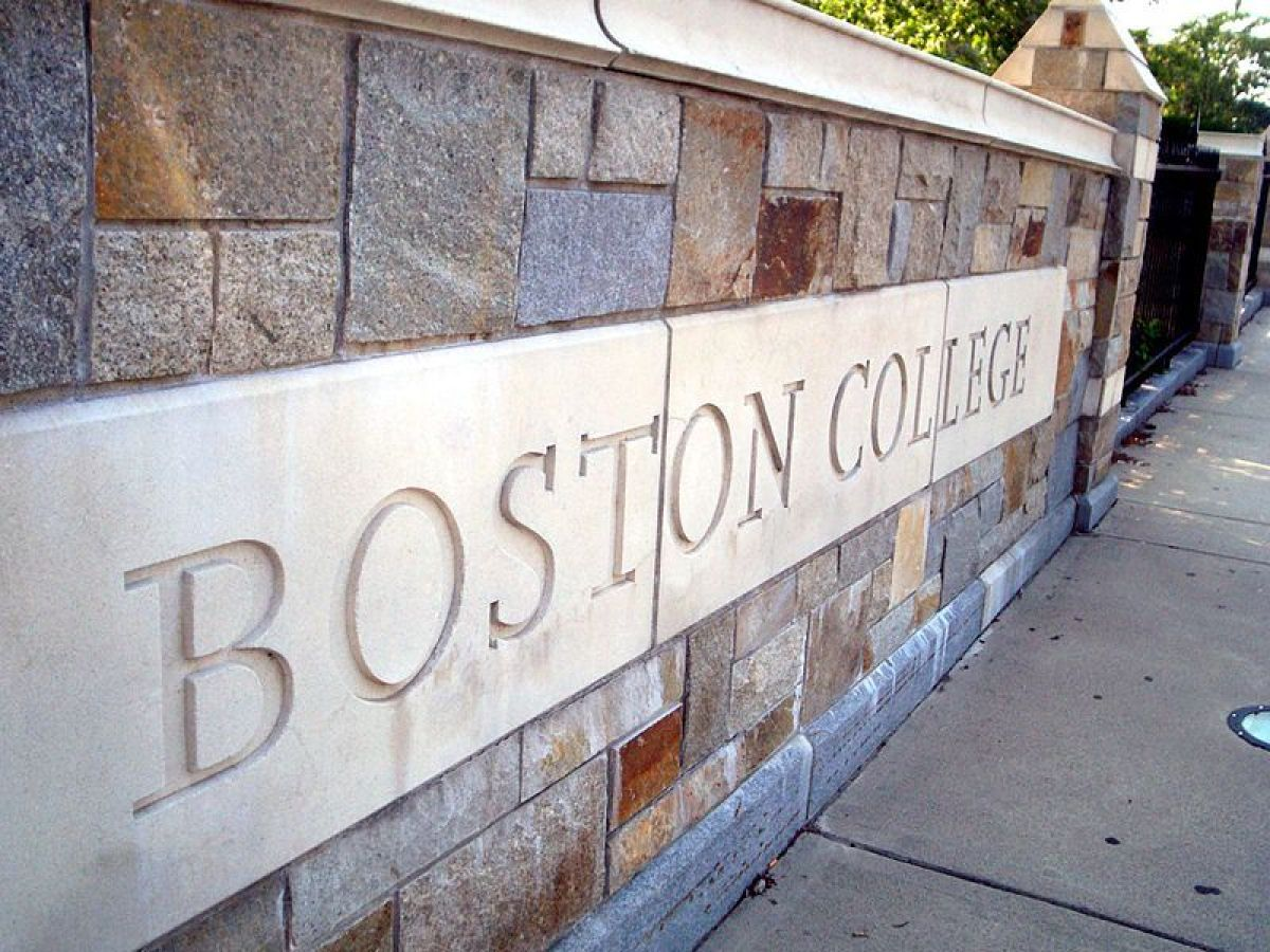 """Why is Boston College more """"Irish"""" than any other college in Massachusetts? Let us count the ways!  The college boasts a  <a"""