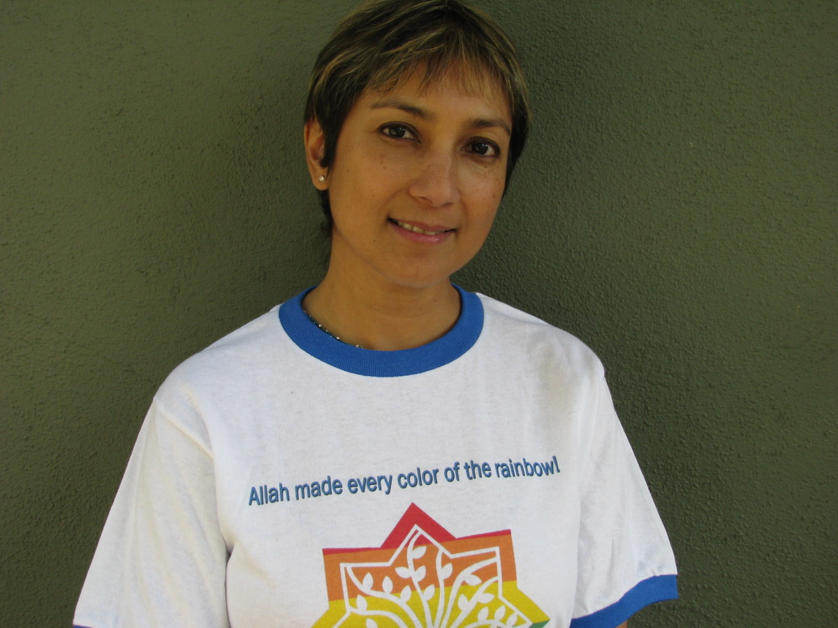 Ani Zonneveld, 49, is the cofounder of Muslims for Progressive Values.