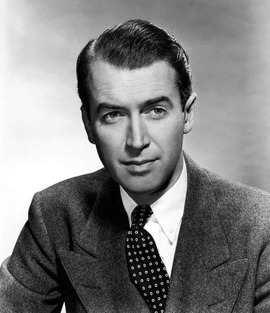 """James """"Jimmy"""" Stewart, the actor best known for his roles in <em>It's A Wonderful Life</em> and a number of old Western films"""