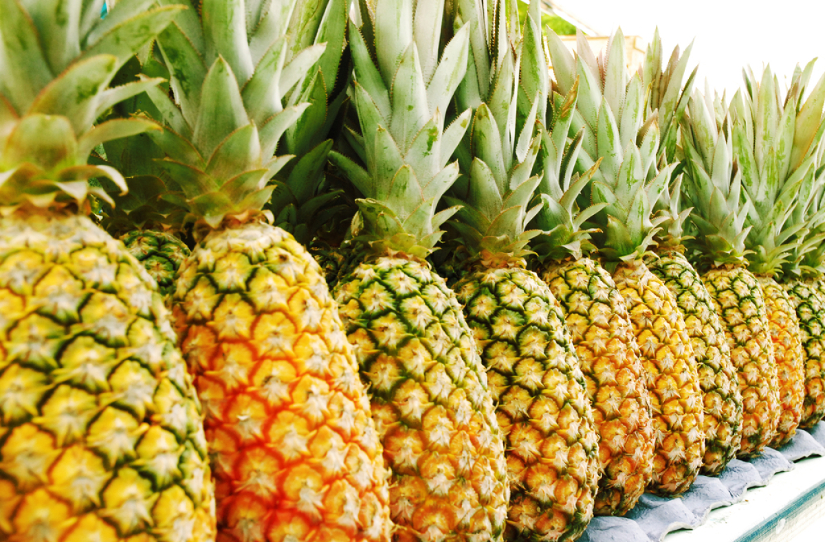 Chances are you know someone who is allergic to particular fruits or vegetables. Certain melons, pineapple and even bananas c