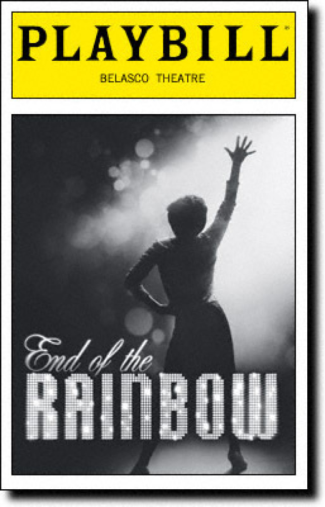 """Tracie Bennett stars as Judy Garland in """"End of the Rainbow,"""" beginning previews at the Belasco Theatre in New York on March"""