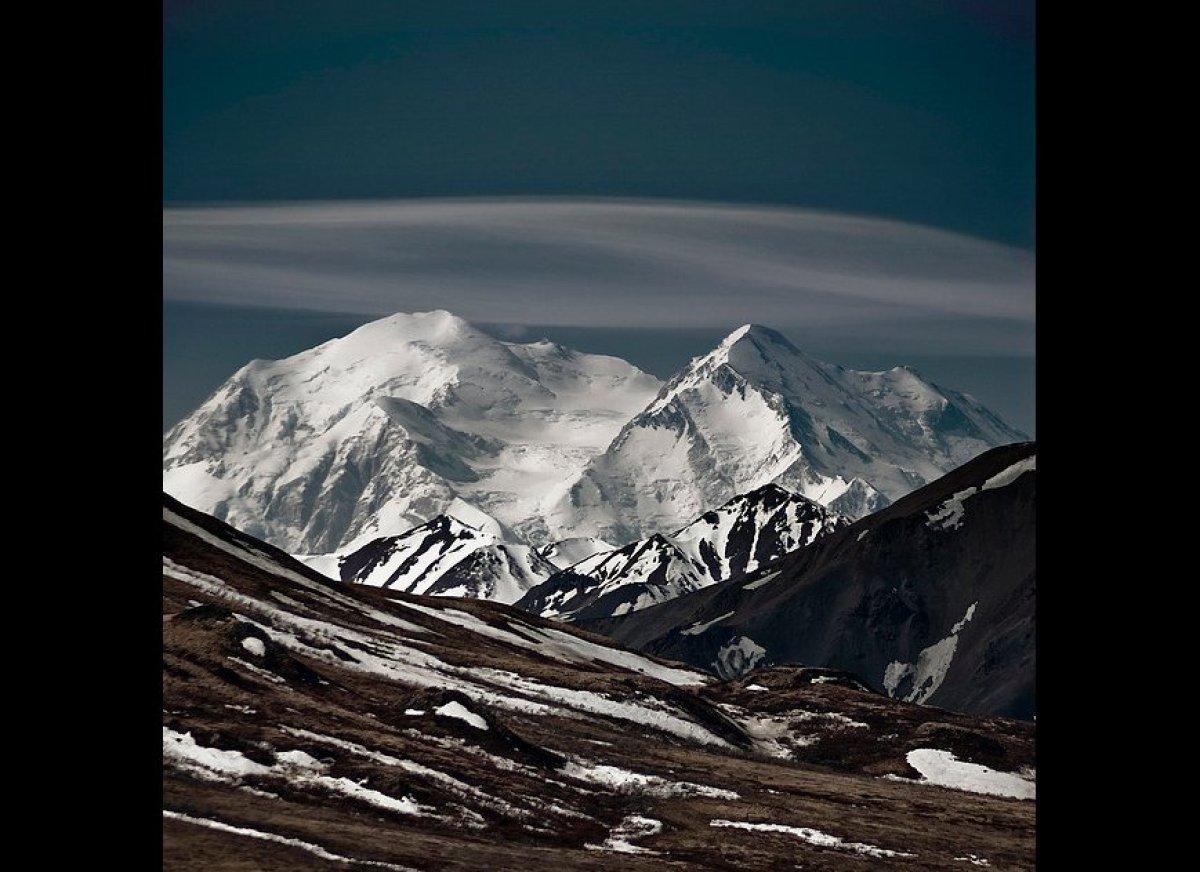 """Denali National Park - Mt. McKinley (Source: <a href=""""http://www.flickr.com/photos/bade_md/3719068700/"""" target=""""_hplink"""">bade"""