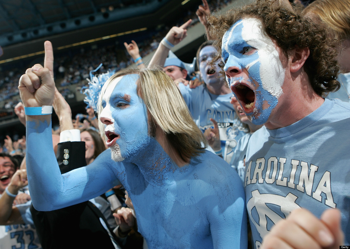 This rivalry is sometimes referred to as The Battle of Tobacco Road or The Battle of the Blues. Since 1920, Duke and UNC's  c