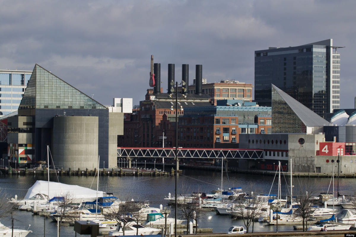 Baltimore, Maryland was chosen for its hospitality.