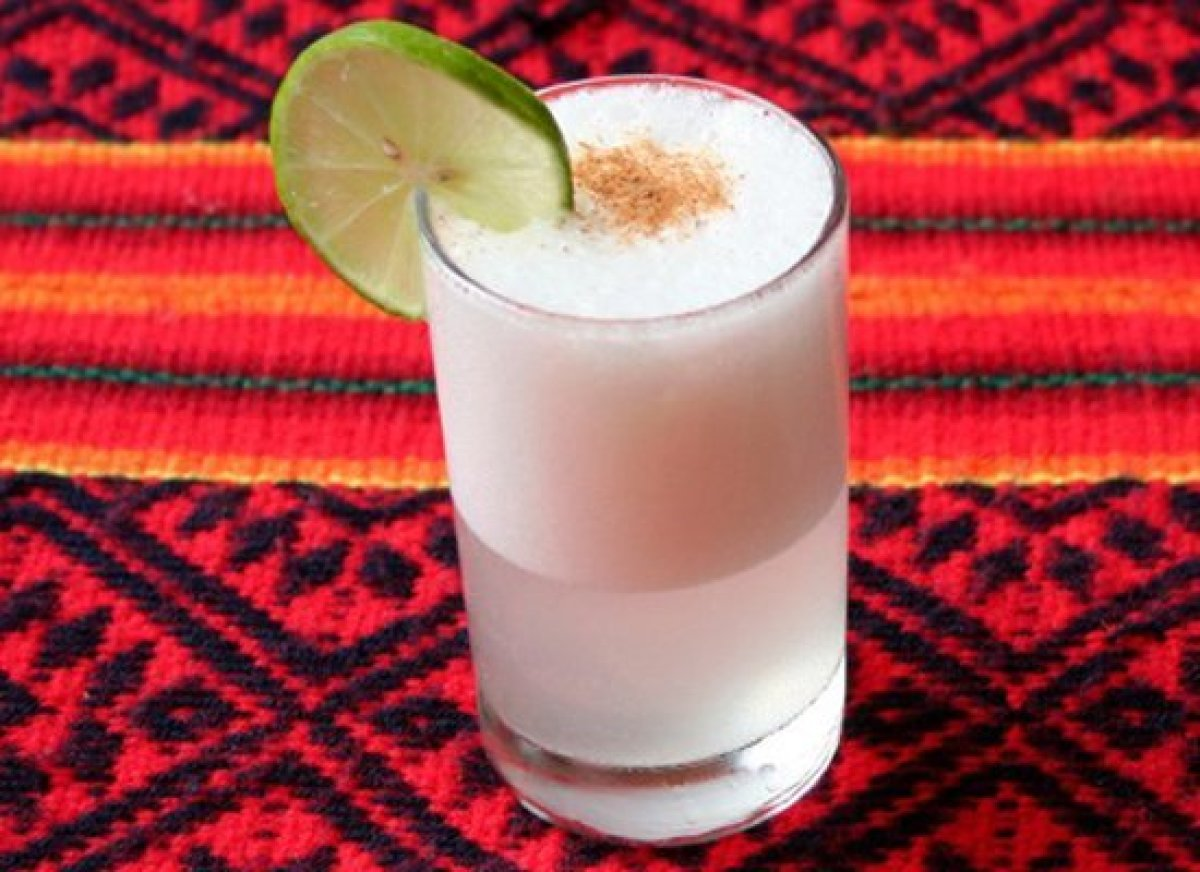 "Chile and Peru both claim the grape-based brandy pisco, as well as this famous tipple, as their own. Now that <a href=""http:/"