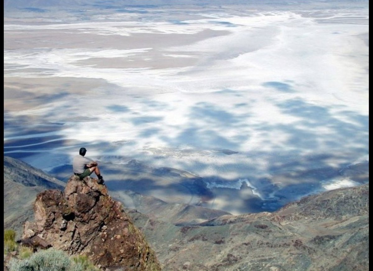 <strong>California and Nevada</strong>  Badwater Basin in Death Valley National Park is not only the subject of awe-inspir