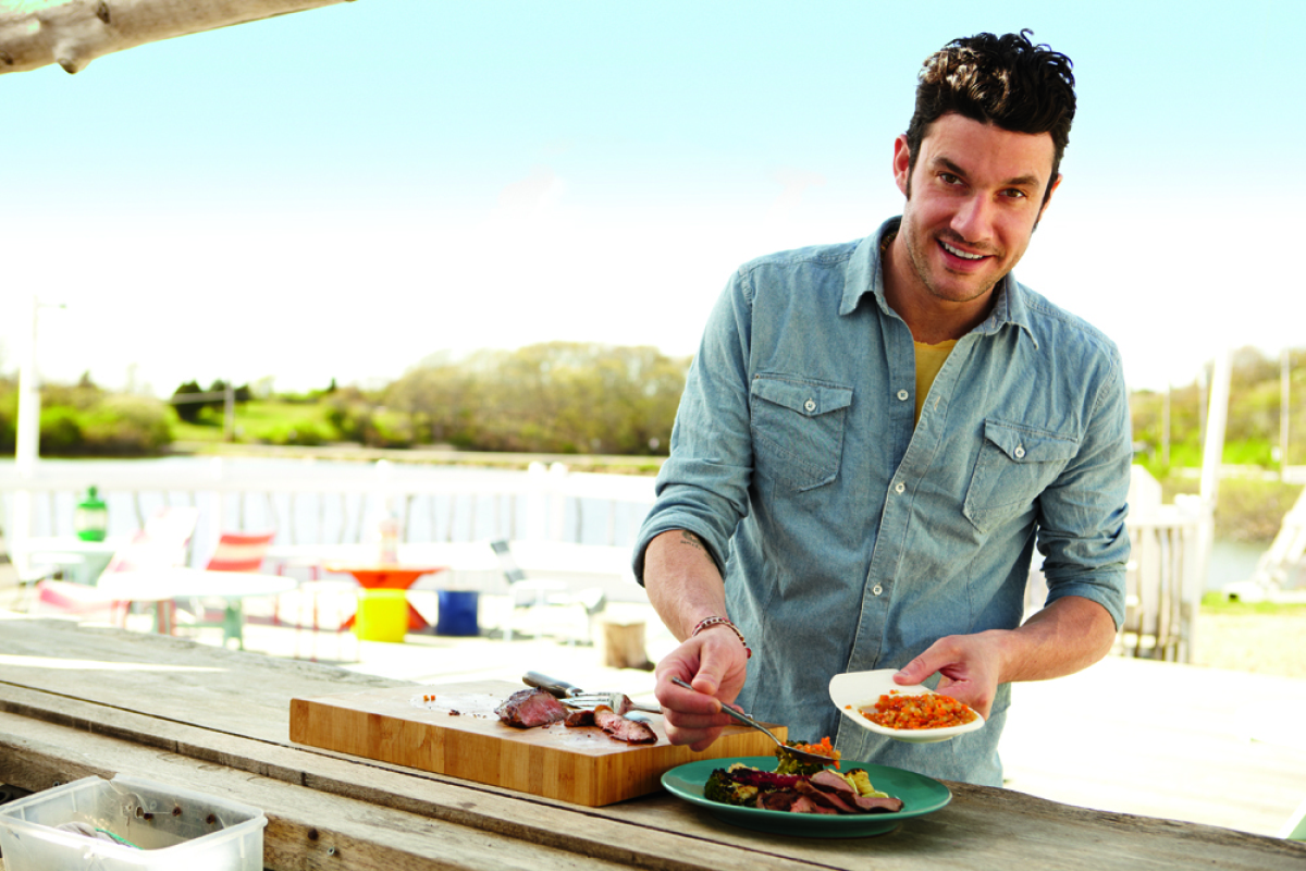 """<a href=""""http://www.samtalbot.com/"""" target=""""_hplink"""">Chef Sam Talbot</a> finished in third place in season two. He is the exe"""
