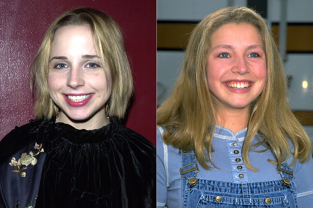 Roseanne and Dan Conner's oldest child, Becky, was played by actress Lecy Goranson for most of the series, but when Goranson