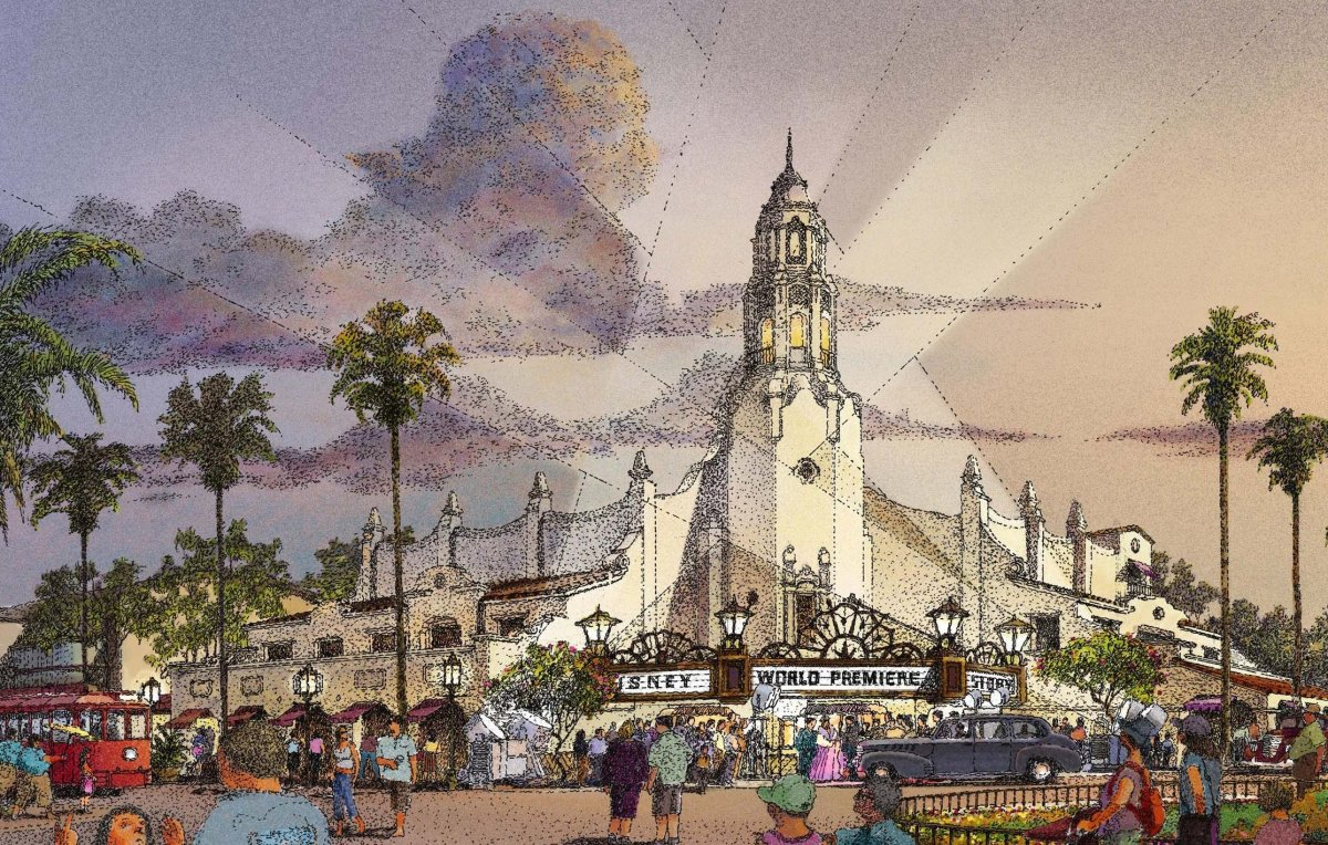 """Now in the final stages of a $1.1 billion extreme makeover, the new <a href=""""http://disneyland.disney.go.com/disneys-californ"""