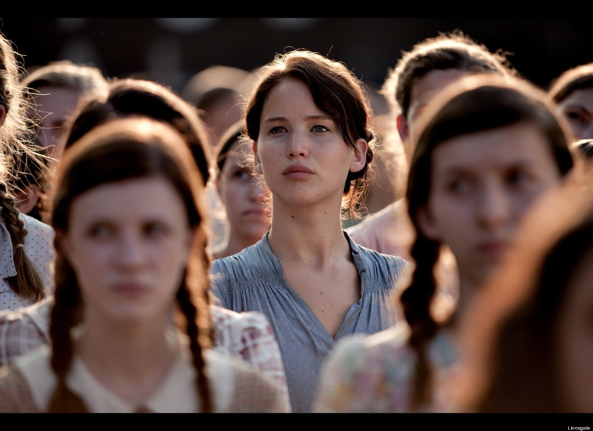 """Gary Ross' """"The Hunger Games"""" was generally well-received by critics, but there were a few that weren't impressed with the so"""