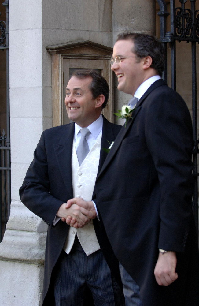 Fox resigned as Defence Secretary in October 2011, after it was shown that he had broken the ministerial code in allowing Ada
