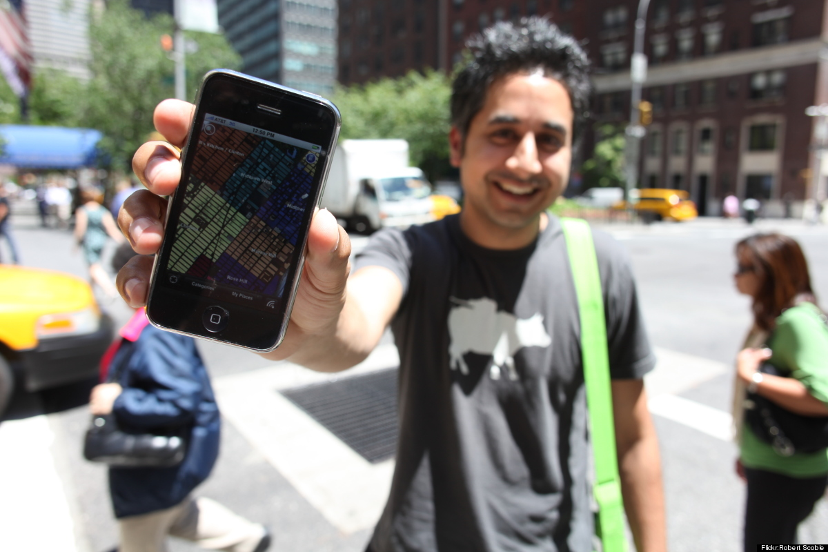 """<em>(Raj Advani, founder of UpNext, which makes 3-D maps of New York City)</em><strong>Local startups: </strong><a href=""""http"""