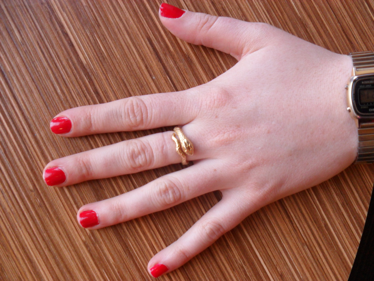 Mad Men\' Inspired Nails And More Of Our Weekend Manicures (PHOTOS ...