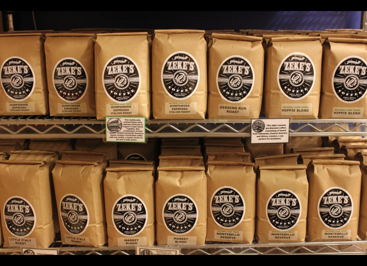 Locally owned company Zeke's helped kick off the local obsession with quality coffee. It's now on sale everywhere from Eddie'