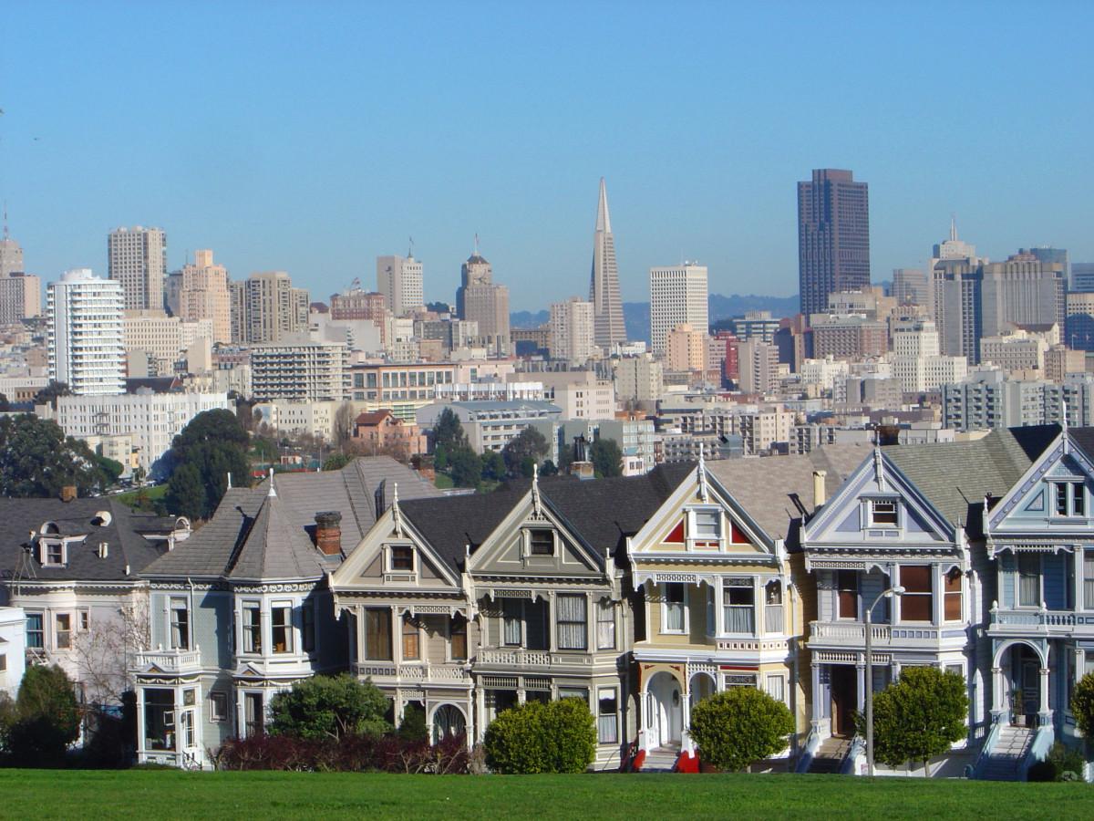 San Francisco, CA  (Photo Credit: Wikimedia)